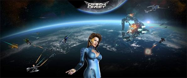Dark Orbit - Fly your own ships in real time space combat in a stunning MMO Space Game.