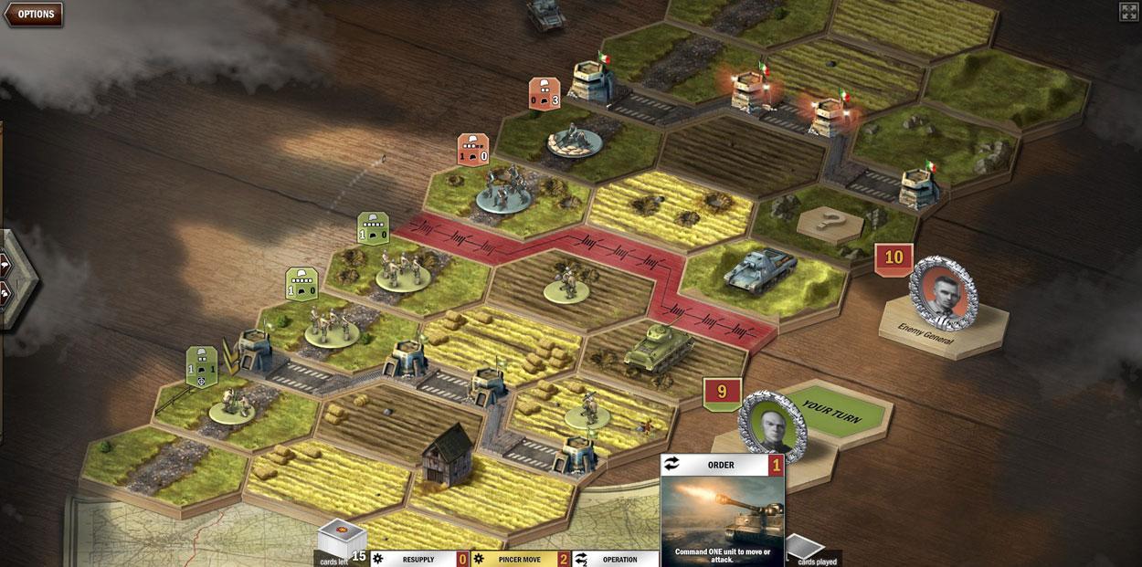 panzer game online
