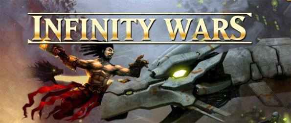 Infinity Wars - Enjoy a stunning new CCG, with real time battles and a huge range of cards to collect.