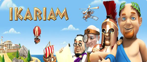 Ikariam - Ejoy one of the best free browser strategy games around, use trade and force to create your own kingdom.