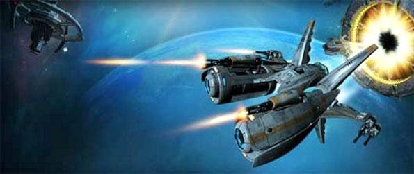 Battledawn Galaxies - Enter an addictive rts game set in the far future where you can control a whole galaxy of your own!