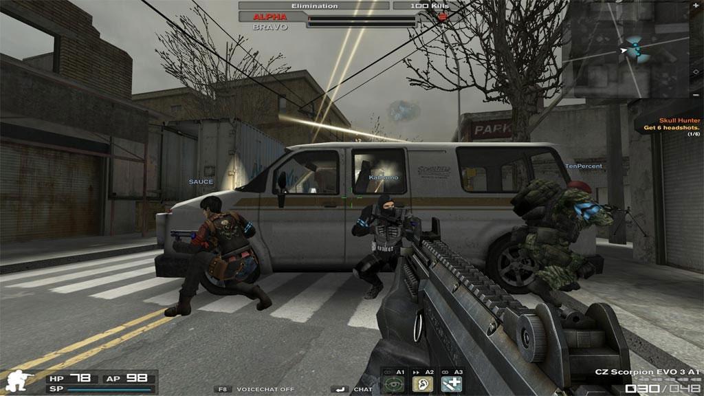Mmo combat games