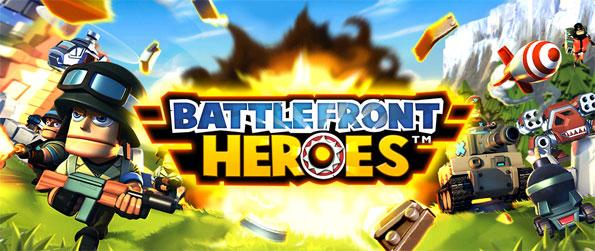 Battlefront Heroes - Enjoy a fun, cute and yet highly addictive strategy game free on Facebook.