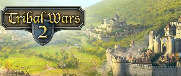 Tribal Wars 2 - Enjoy a stunning in depth strategy game full of intrigue and war.