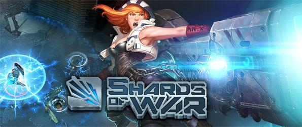 Shards of War - Enlist into one of the newest and hottest MOBA's around in a stunning free new game.