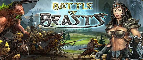 Battle of Beasts - Manage a realm with habitats for monsters and wield them to battle to expand your empire.