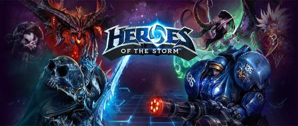 Heroes of the Storm - Enter one of the best MOBA's around full of action and fun.