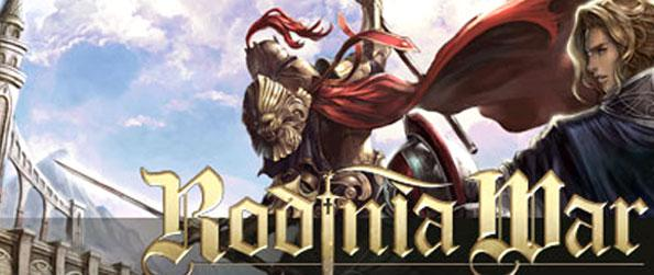 Rodinia Wars - Build your territory up and conquer your neighbors in a stunning new game.