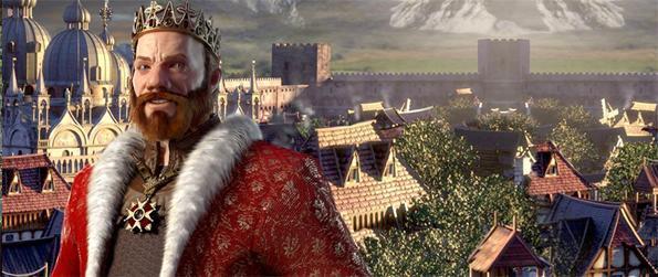 Forge of Empires - अपने खुद के साम्रज्य का स्थपित करें इस निःशुल्क योजनाबद्ध एमएमओ गेम में।