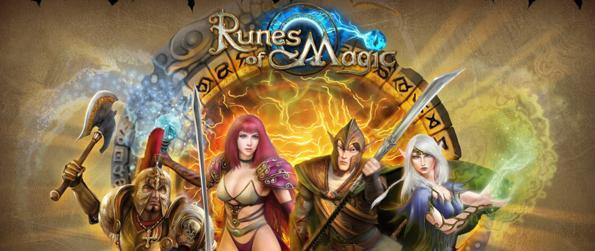 Runes of Magic - Enter an epic world full of adventure and intrigue.