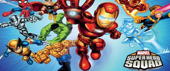Marvel Super Hero Squad Online - Play your favorite Marvel Character in this amazing MMO