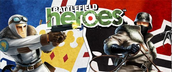 Battlefield Heroes - Join in the battle in this amazing First Person Shooter MMO Game