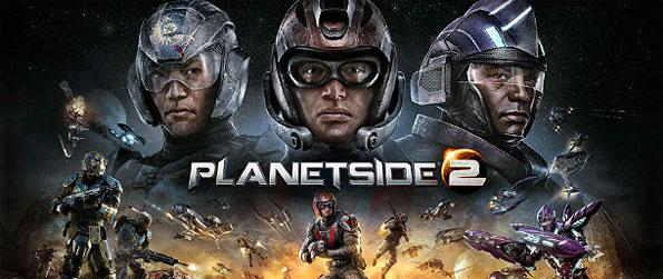 PlanetSide 2 - Become a part of chaotic yet exhilarating battles in this revolutionary MMOFPS experience.