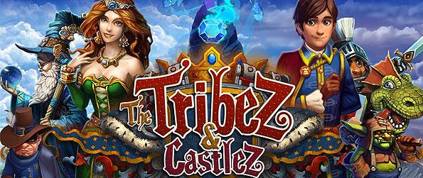 Tribez and Castlez - Enter a fantasy world where magic rules! With forests filled with treacherous monsters and werewolves, and dragons hovering in the sky, protect the kingdom and secure the survival of your people.