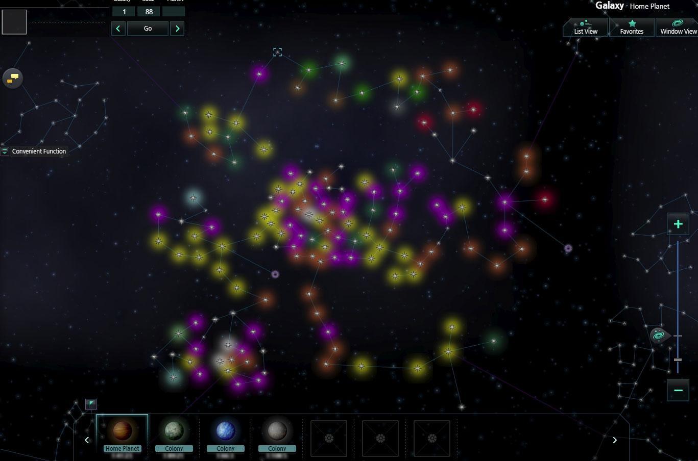 U Craft Online Map