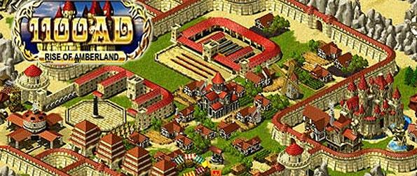 1100 A.D. Rise of Amberland - Relive the glory of medieval battles as you bring together a legion of your own in this massive online strategy game from Aeria Games.