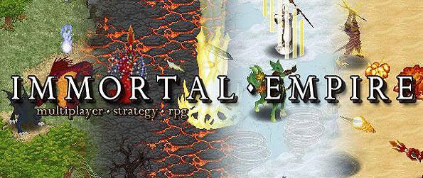 Immortal Empire - Play as the chosen one, resurrected as an