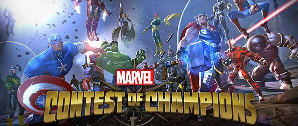MARVEL: Contest of Champions - Stack your best roster of heroes and villains to enlist in the contest to see who comes out on top in MARVEL: Contest of Champions.