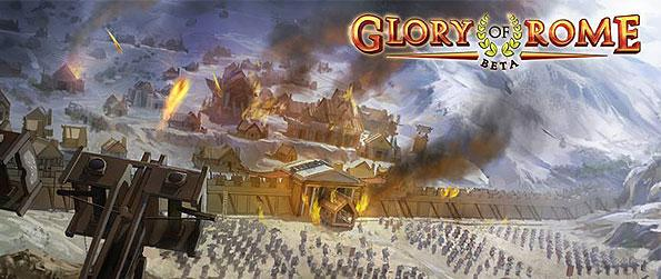 Glory of Rome - Get your empire thrive from ground up in this wonderful, real-time, persistent world strategy game.