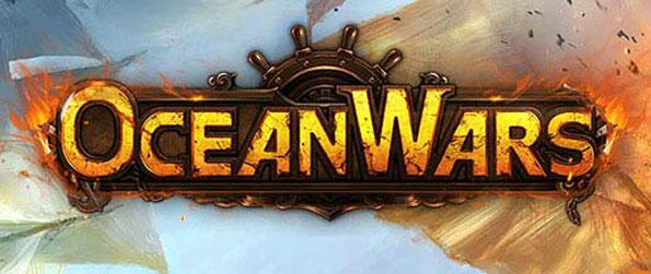 Ocean Wars - Create a powerful fleet and conquer the world.