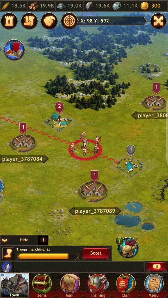 Vikings War of Clans код