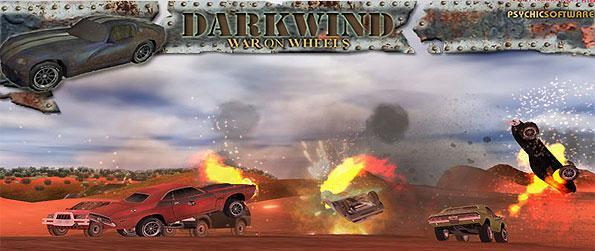 Darkwind: War on Wheels - Darkwind: War on Wheels is a turn-based, car/tank tactical war game structured in an MMO platform.