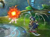 Dragon Blood boss fight