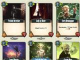 Cabals: Magic & Battle Cards building up a deck