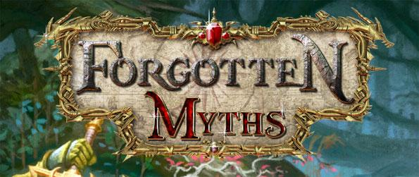 Forgotten Myths - Build an awesome deck of cards to do battle with.