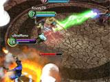 Pirates: Treasure Hunters chaotic fight