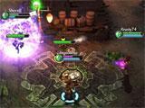 Pirates: Treasure Hunters beginning of a match