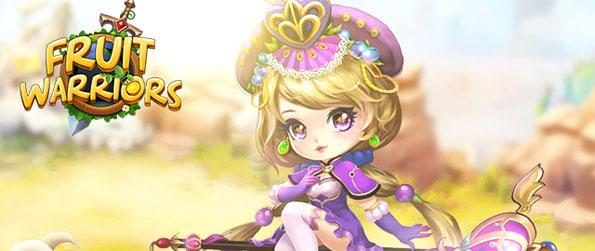 Fruit Warriors - Recruit a team of Fruit Warriors to defeat the Demon Lord and his minions and save the world in this unique MMORPG, Fruit Warriors!