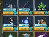 RuneScape: Idle Adventures purchasing upgrades