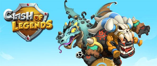 Clash of Legends - Conquer cities and everywhere in between in this amazing turn-based strategy game, Clash of Legends!