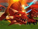 AdventureQuest 3D powerful dragon