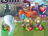 Gameplay in Plants vs Zombies: Heroes