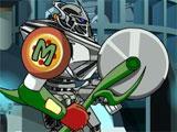 MechQuest: Mech combat gameplay
