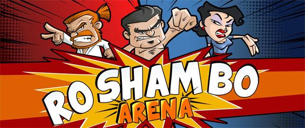RoShamBo Arena - Play as an arena fighter and fight your way to fame and glory in this MMO brawler, RoShamBo!