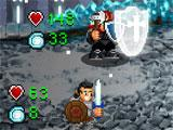 Gameplay in Soda Dungeon