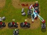 Frontline Defense 2: Tesla towers
