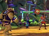 Oz: Broken Kingdom: Lion's gameplay