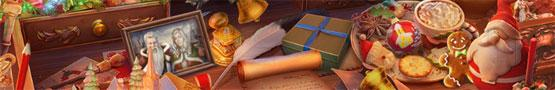 4 Hidden Object Games for Christmas