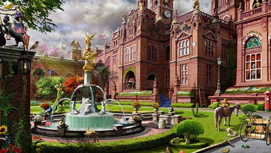 Gardens Of Time Hidden Object Games