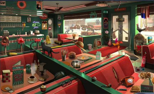 Diner in Criminal Case