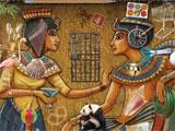 Lost Secrets: Ancient Mysteries hidden object scene