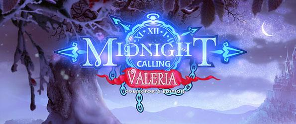 Midnight Calling: Valeria - Play this phenomenal hidden object game that'll take you on a dangerous yet memorable adventure.