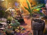 Labyrinths of the World: Secrets of Easter Island hidden object scene