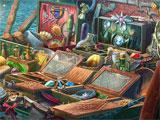 Dark Parables: Requiem for the Forgotten Shadow hidden object scene