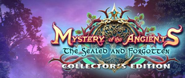 Mystery of the Ancients: The Sealed and Forgotten Collector's Edition - Solve the mystery of the murder in the mansion.