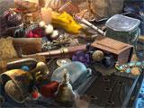 Danse Macabre: Florentine Elegy hidden object scene